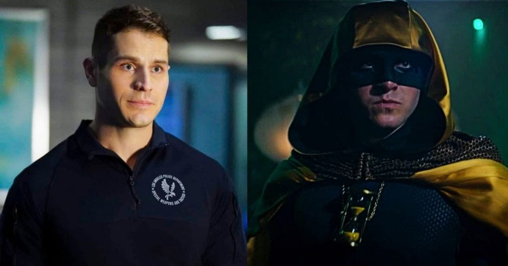 Lou Ferrigno Jr. Talks About His Return to Stargirl as Hourman!