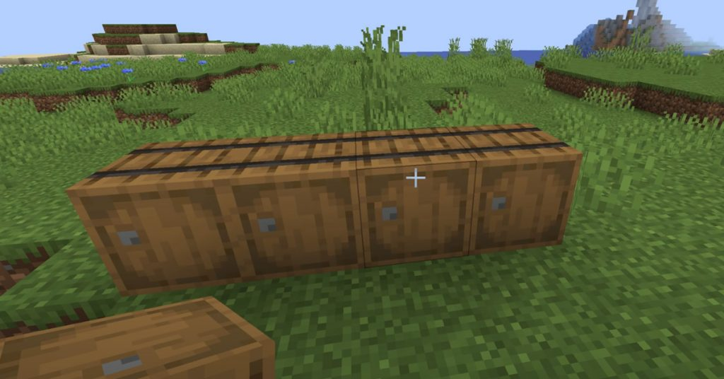 How to Make a Barrel in Minecraft? 4 Easy Steps