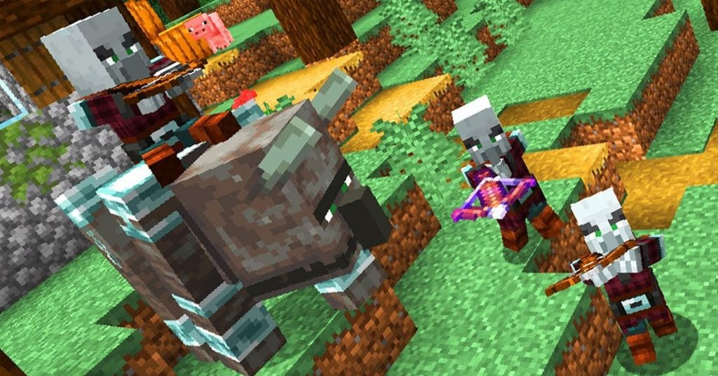 How to Stop a Raid in Minecraft: Everything You Need to Know
