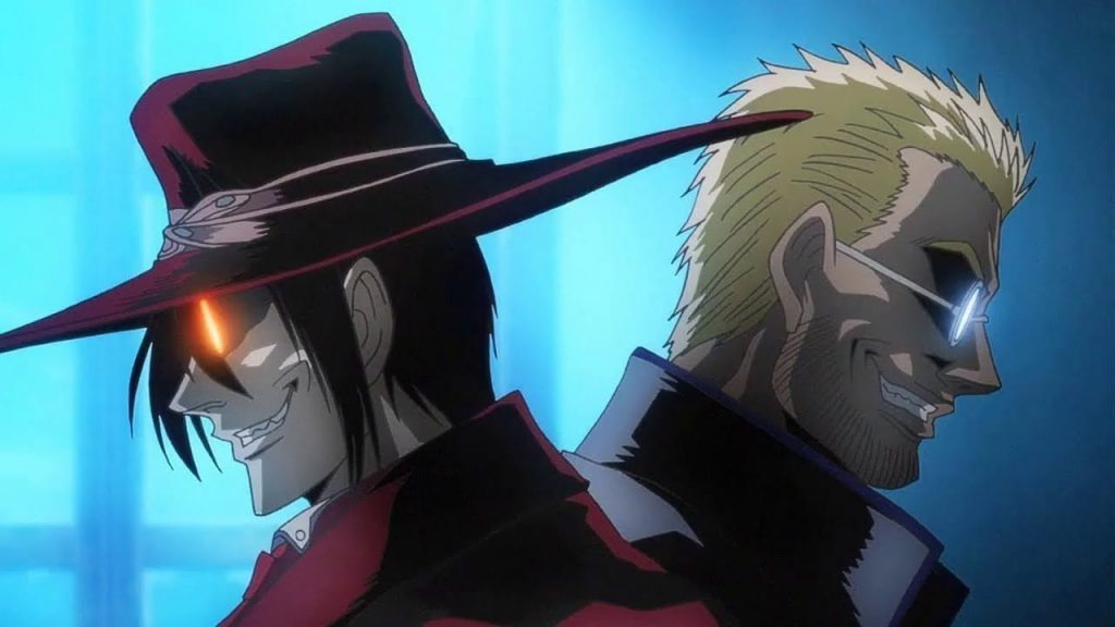 Where to Watch Hellsing and Hellsing Ultimate?
