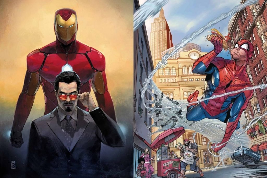 Iron Man vs. Spider-Man: Who Would Win?