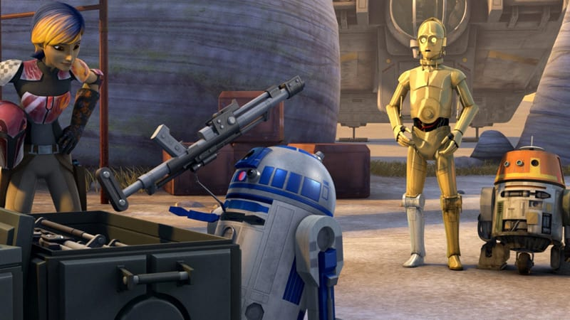 Is Star Wars Rebels Canon?