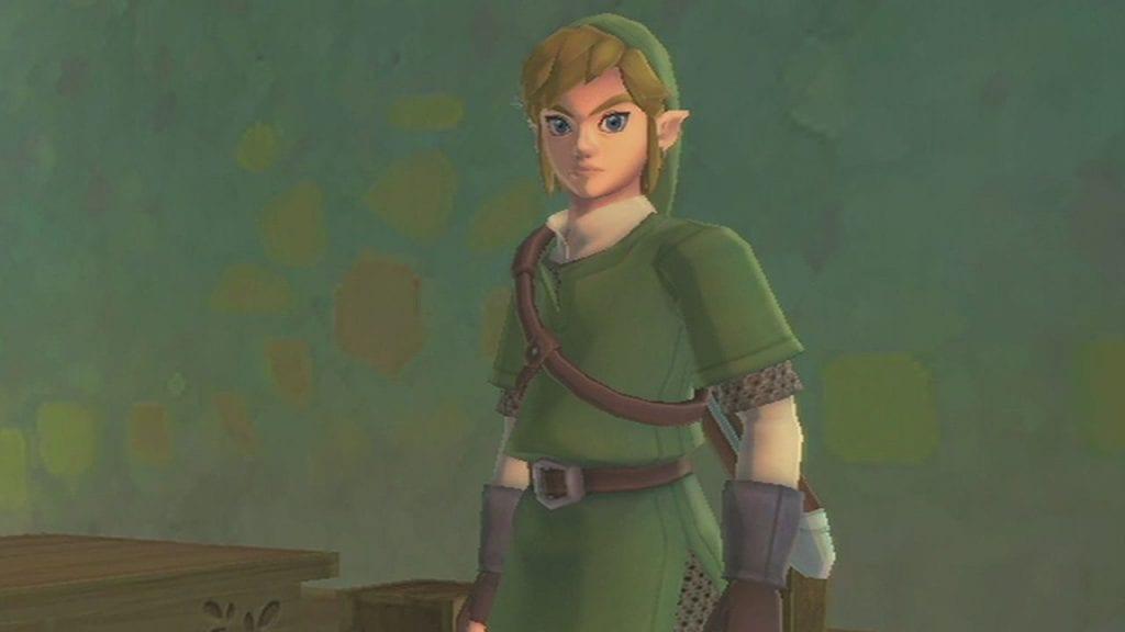 How Old Is Link - Link in Skyward Sword