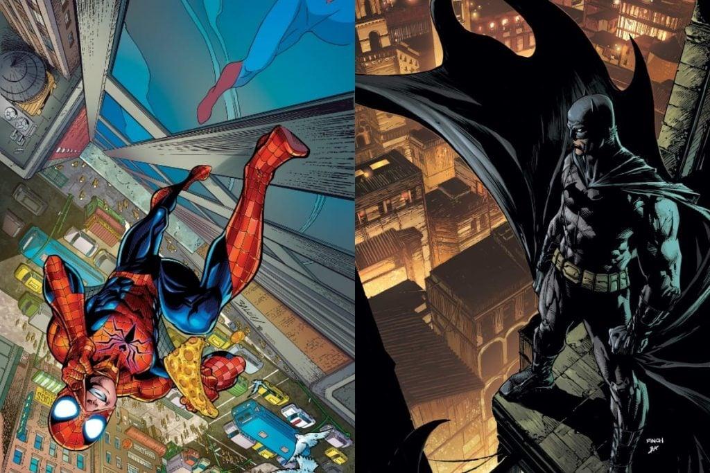 Batman vs. Spider-Man: Who Would Win?