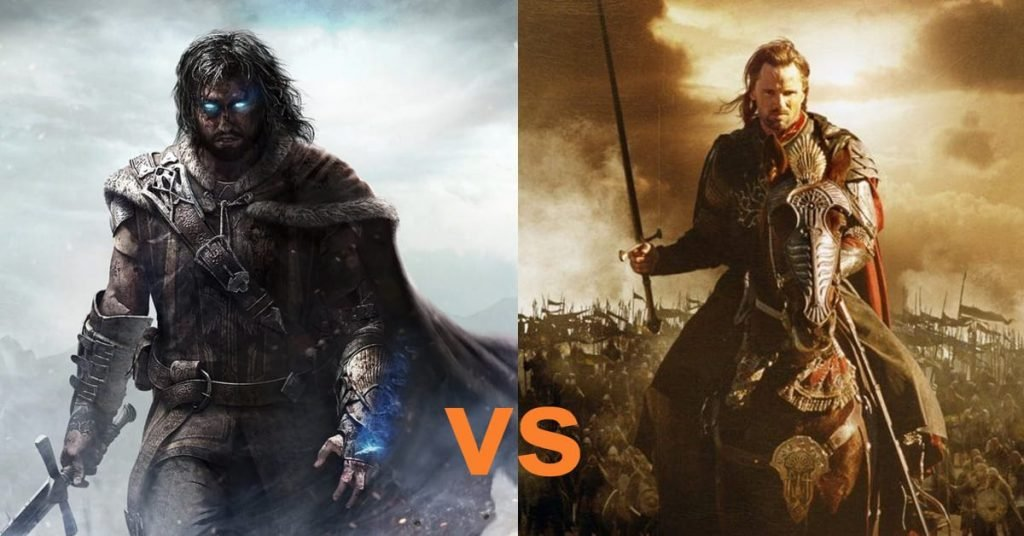 Talion vs. Aragorn Who Would Win?