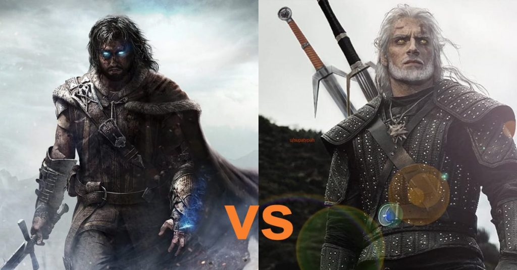 Talion vs. Geralt Who Would Win?