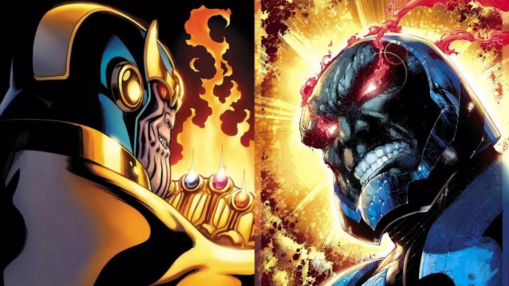 Thanos vs. Darkseid: Which Villain Is Stronger?