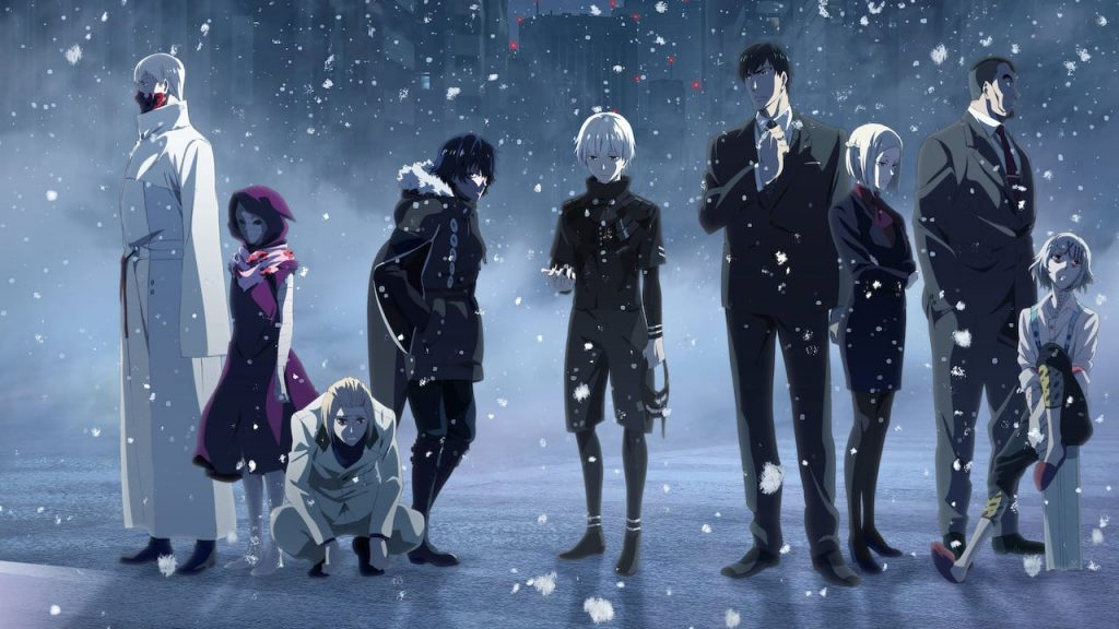 Is Tokyo Ghoul on Netflix US in 2021?