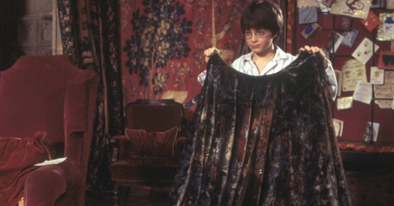 Who Gave Harry the Cloak of Invisibility? 5 More Questions!