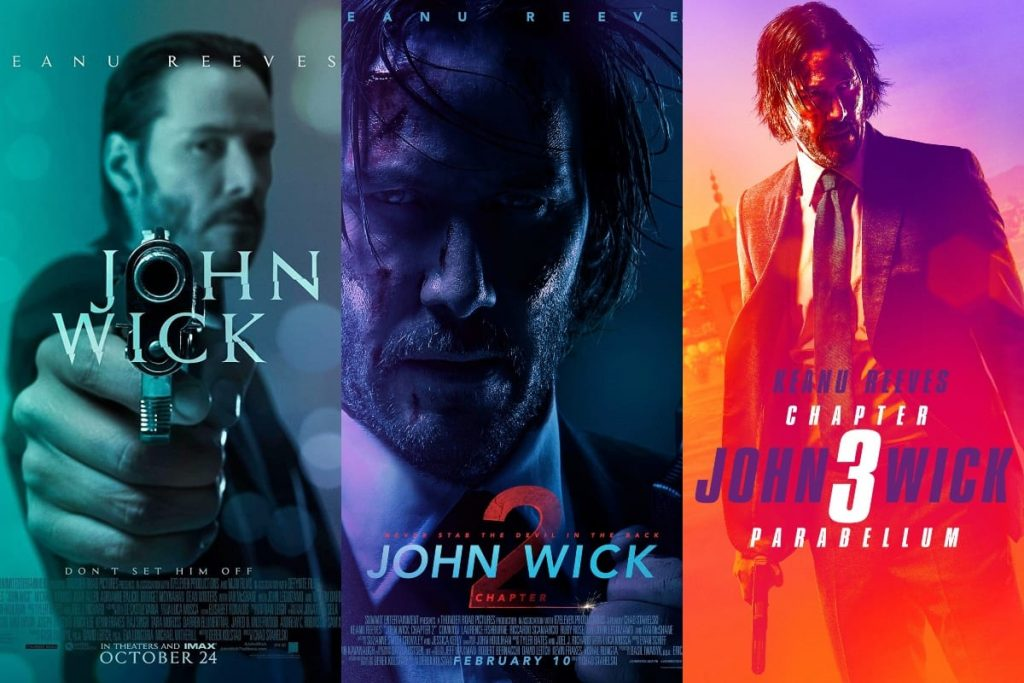 How Many John Wick Movies Are There?