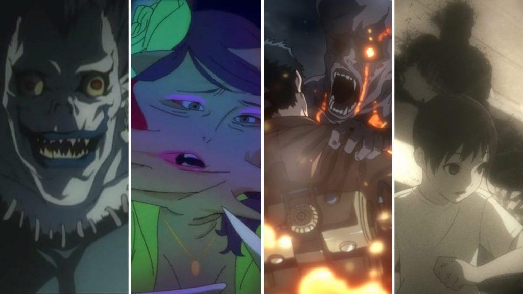 20 Best Horror Anime of All Time