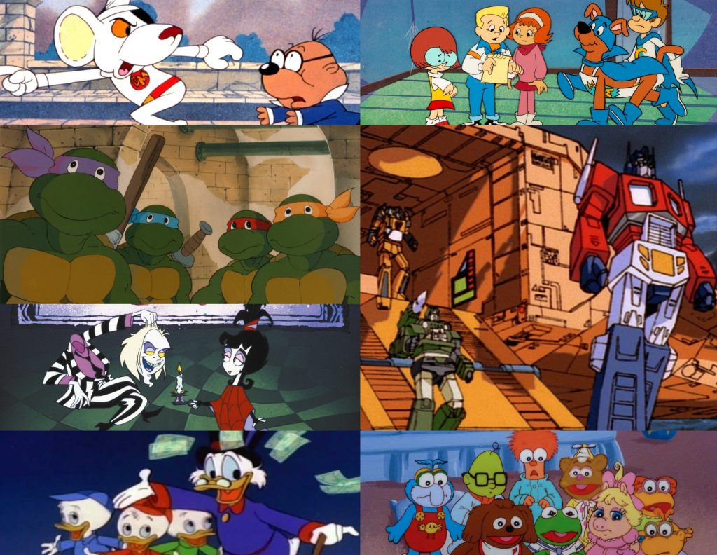 20 Best 80s Cartoons You Need to Watch Again