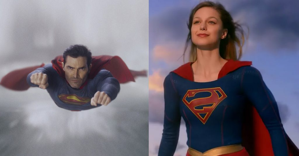 Are Superman and Supergirl Related?