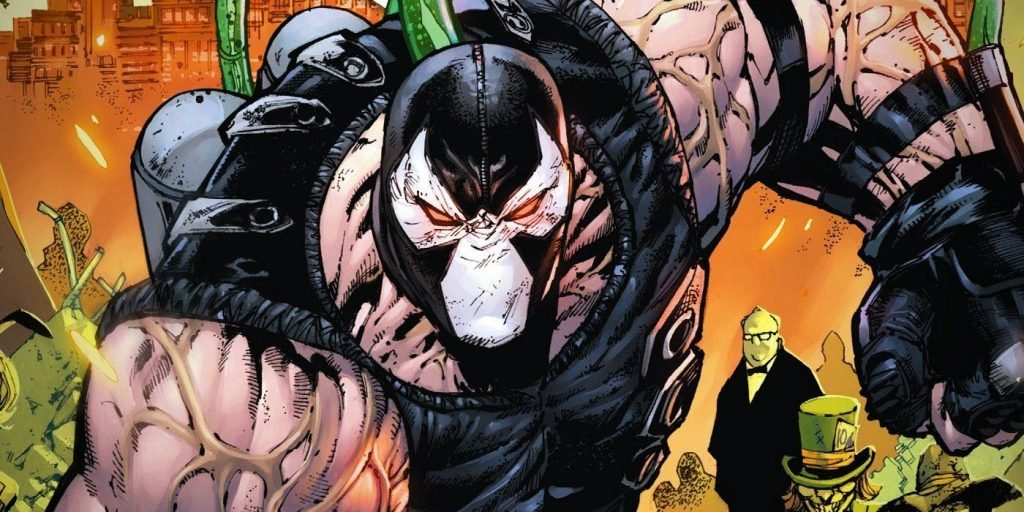 Why Does Bane Wear a Mask?