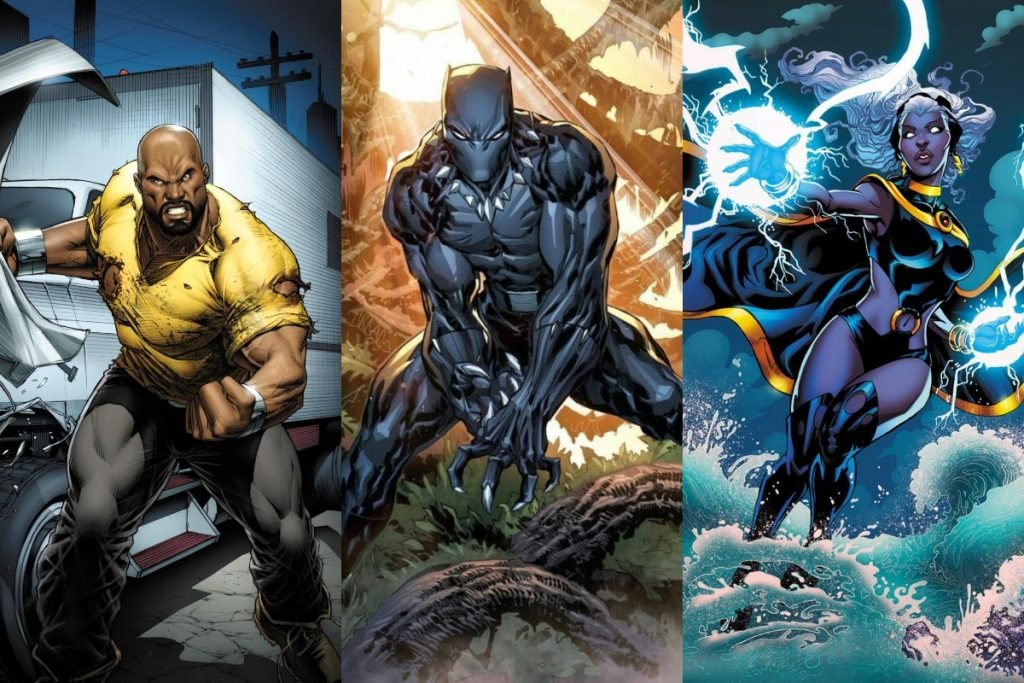 15 Best Black Marvel Characters