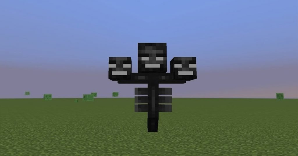 Can The Wither Break Obsidian in Minecraft?