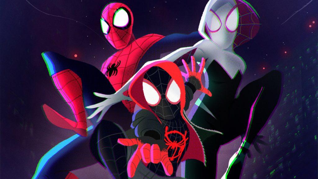 Spider-Man: Into the Spider-Verse 2 (2022)