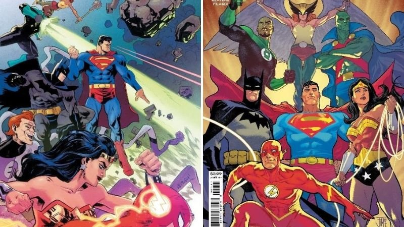 DC Announces Justice League Infinity, A New Limited Series Set in the World of Justice League Unlimited