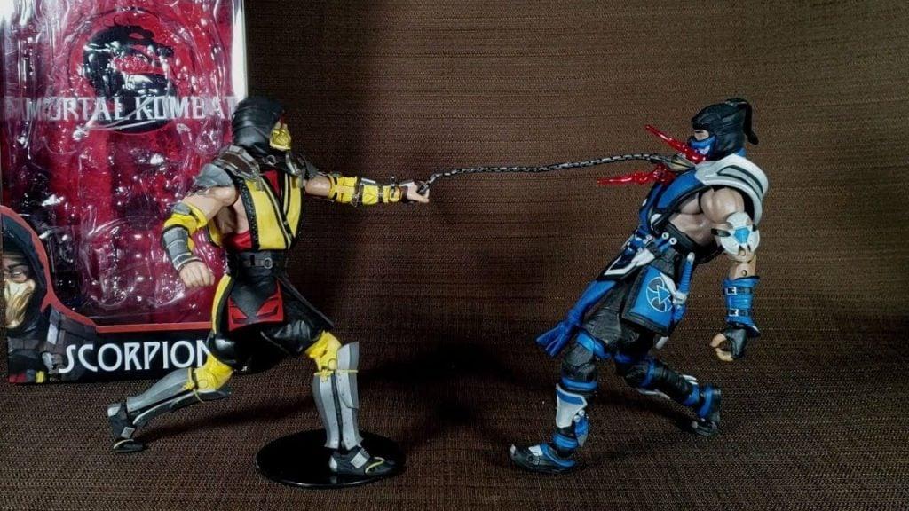 Best Mortal Kombat Action Figures