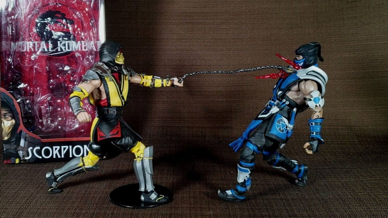 15 Best Mortal Kombat Action Figures