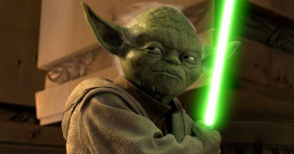 Who Trained Yoda in The Ways of The Force?