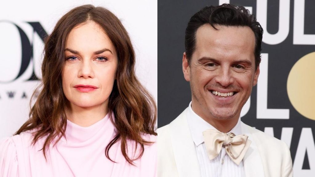 HBO Films' OSLO, Starring Ruth Wilson And Andrew Scott, Debuts May 29