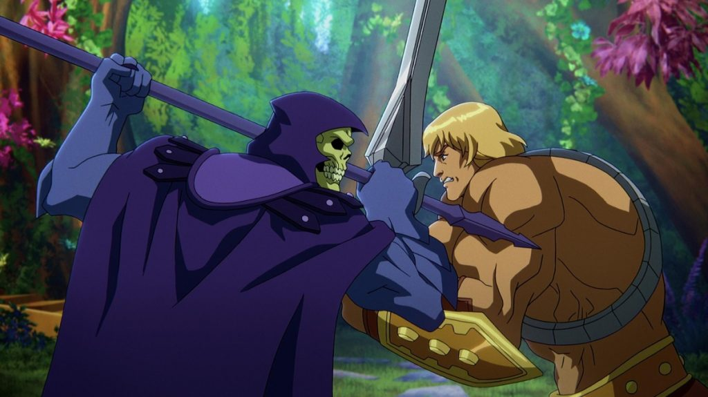 A first look at Netflix's animated series Masters of the Universe: Revelation