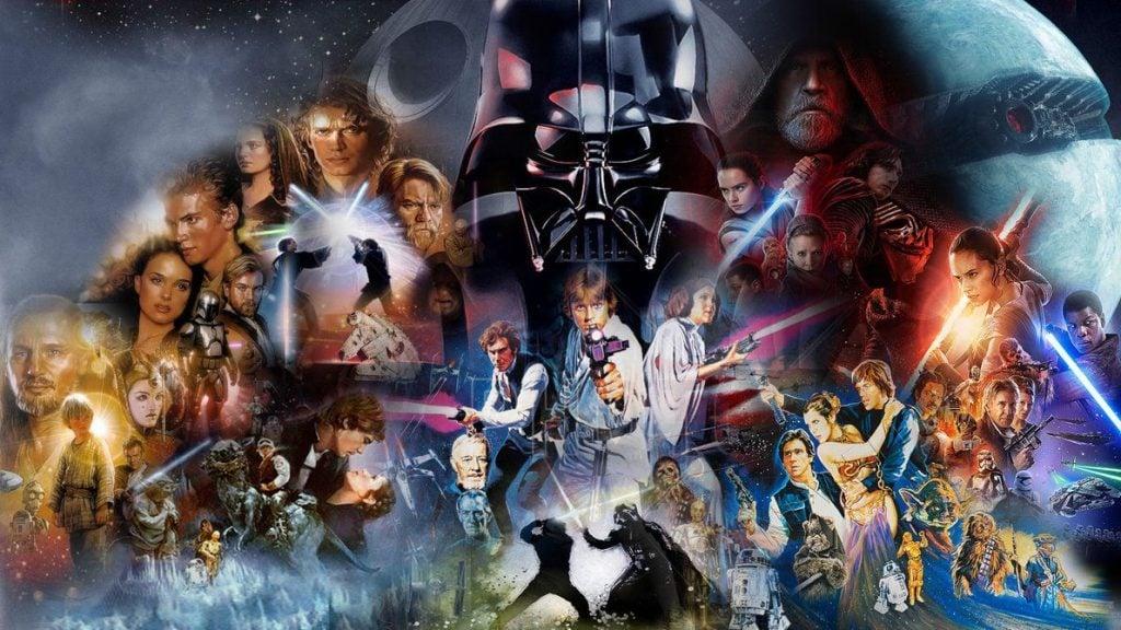 Star Wars Movies Ranked