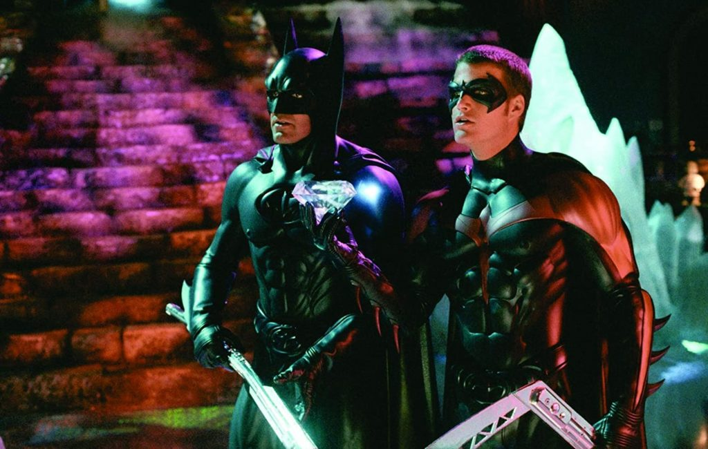 Batman & Robin - Batman Movies Ranked
