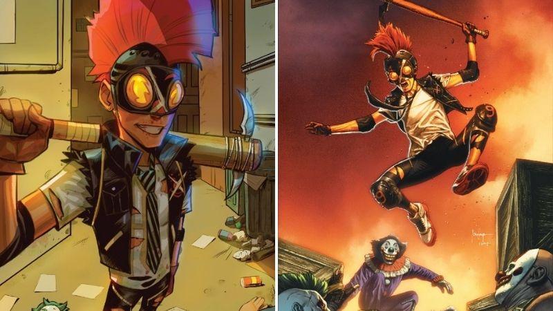 DC Reveals Batman Secret Files: Clownhunter #1
