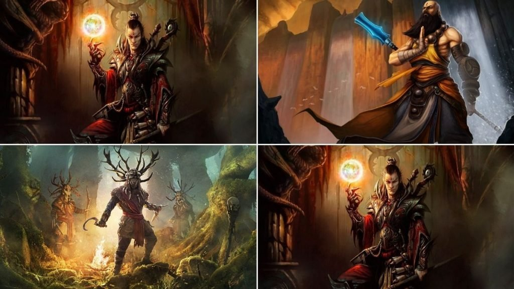 Dungeons And Dragons Classes Here Are The Best D&D Classes For You