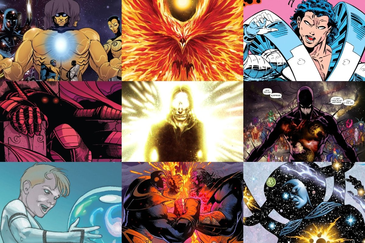 15 Most Powerful Marvel Characters of All Time (RANKED)