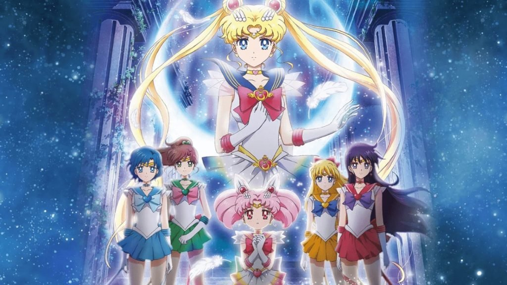 """Netflix Released the First Trailer for """"Pretty Guardian Sailor Moon Eternal"""""""