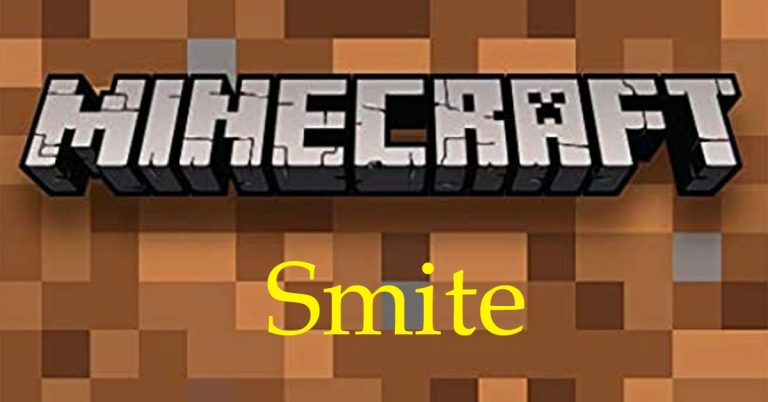 Smite in Minecraft: Everything You Need to Know