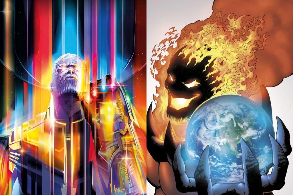 Dormammu vs Thanos: Who Would Win?