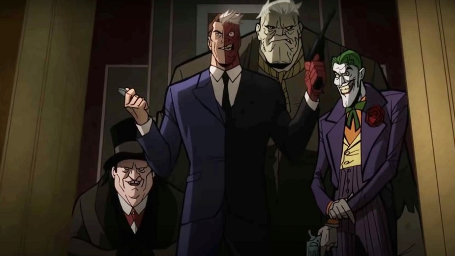 Trailer for The Animated Movie Batman: The Long Halloween Part 2 Released (VIDEO)