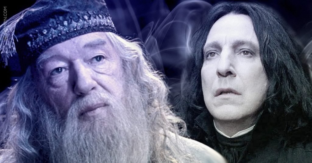 Why Did Snape Kill Dumbledore?