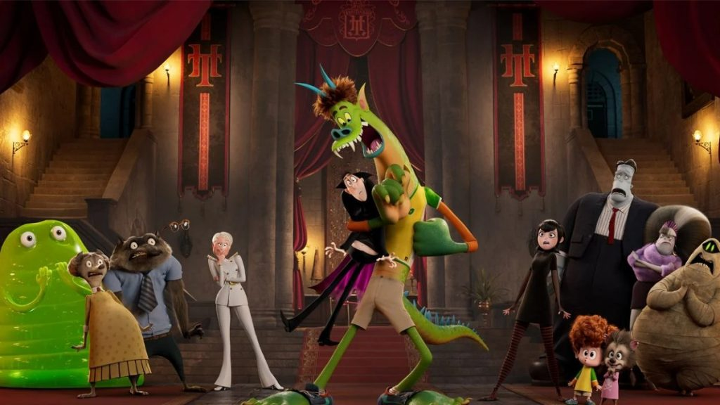 First Trailer for Hotel Transylvania: Transformania is Here!