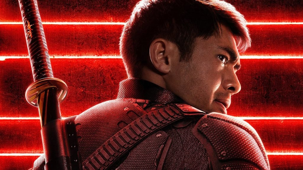 """Henry Golding's """"Snake Eyes"""" in the first trailer for the upcoming G.I. Joe movie"""