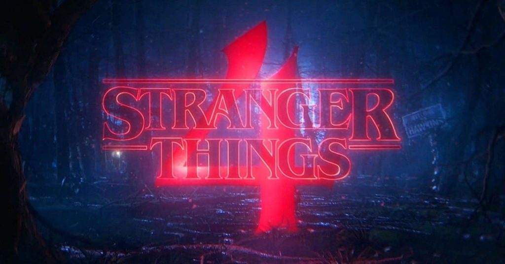 Netflix has released a creepy, mysterious teaser for the 4th season of the Stranger Things series