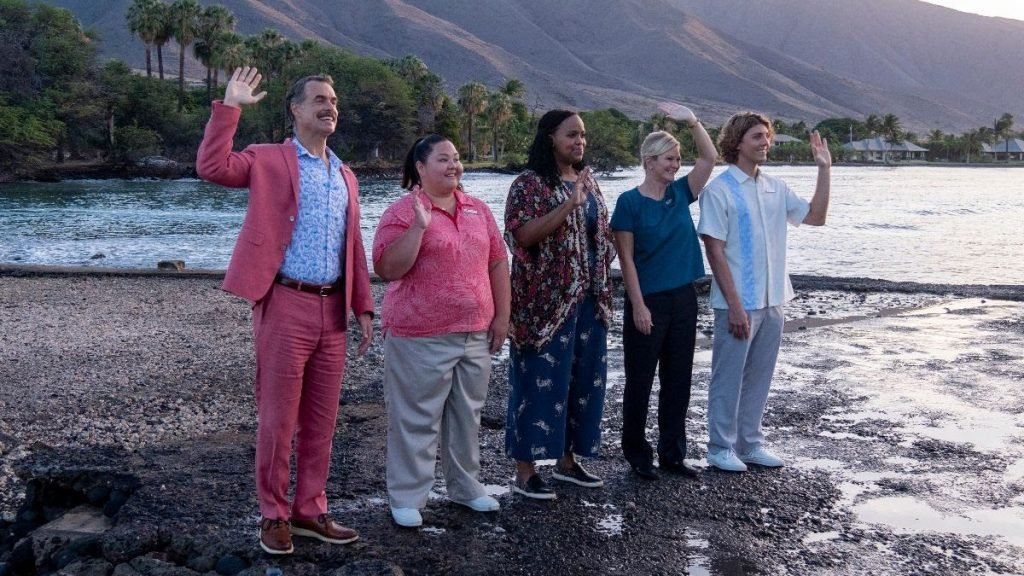 """New HBO Limited Series """"THE WHITE LOTUS"""" From Mike White Debuts July 11"""
