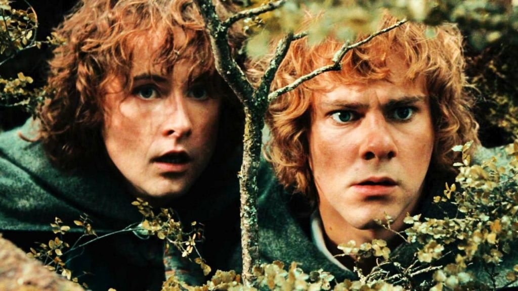 Merry and Pippin together again in a new adventure!