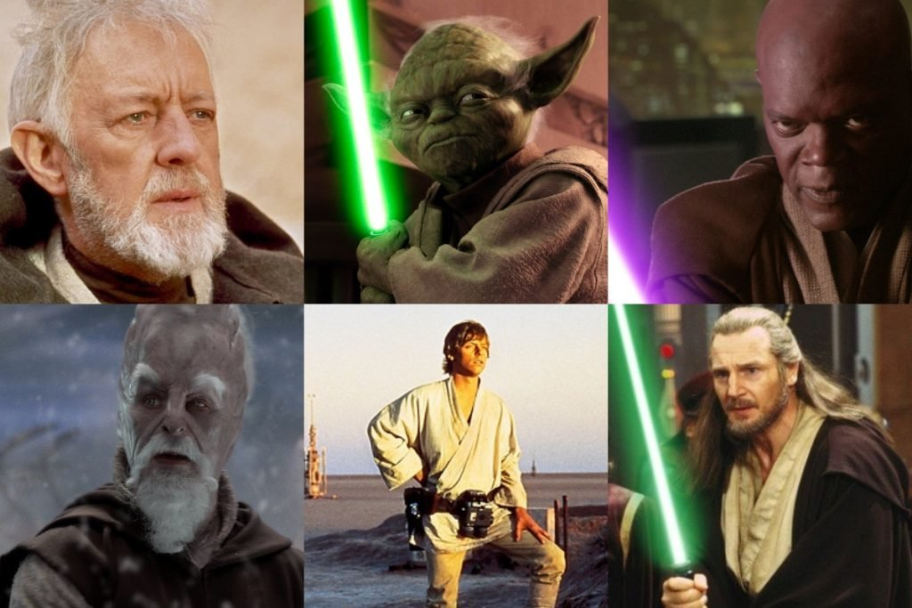 20 Most Powerful Jedi of All Time (RANKED)