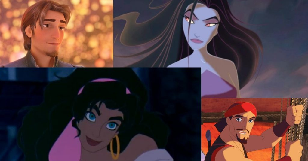 30 Hottest Cartoon Characters of All Time (RANKED)