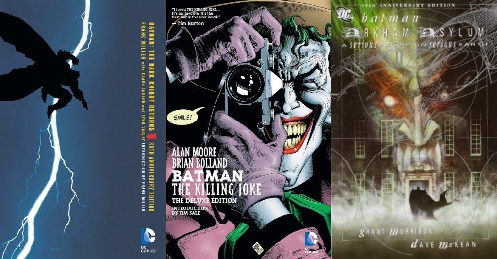 20 Best Batman Graphic Novels (RANKED)