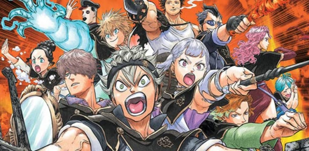 Black Clover characters: 10 Main Characters (Ranked)