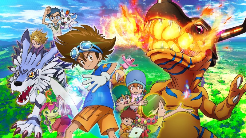 Digimon Adventure - Digimon Order