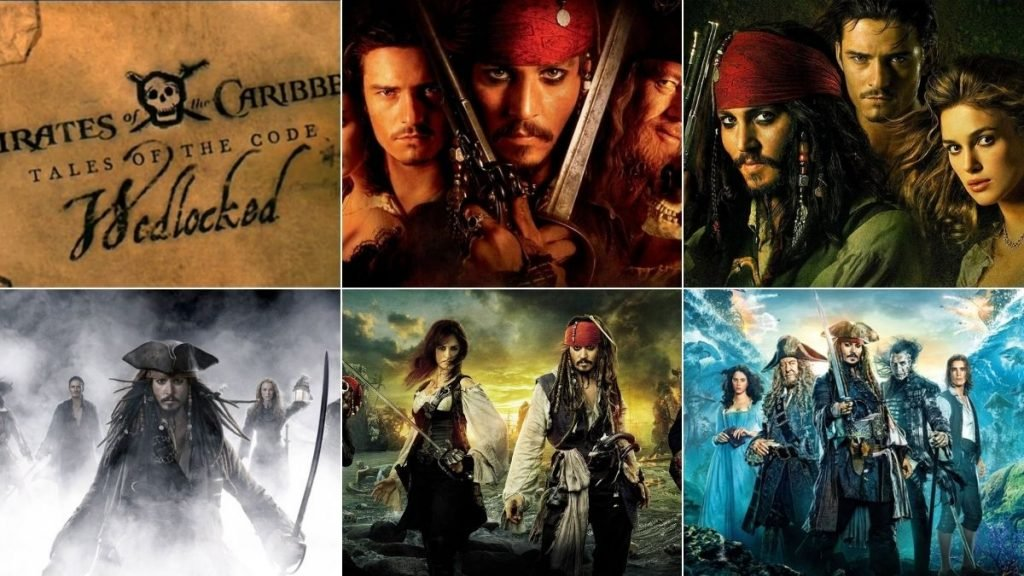 Pirates of the Caribbean Movies in Order: The Complete Guide