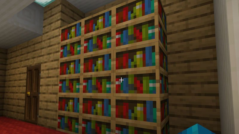 How Many Bookshelves for Level 30 Enchantments in Minecraft?