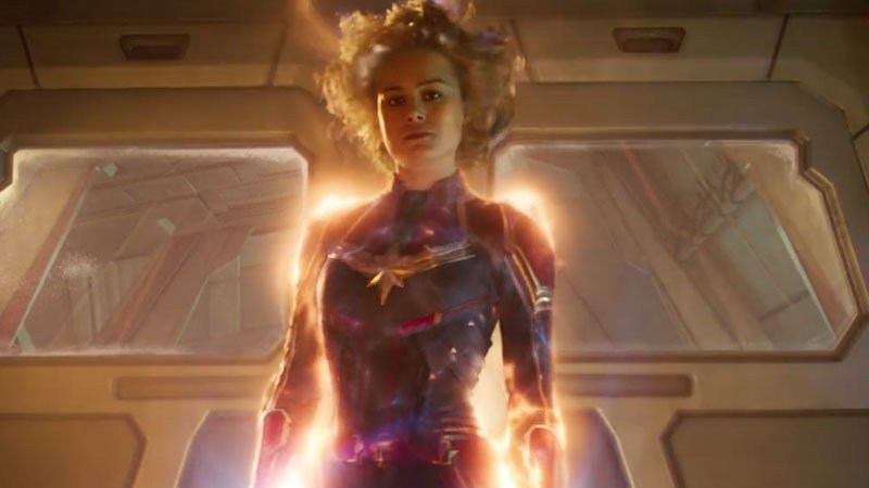 How Strong is Captain Marvel? Here Are The Facts